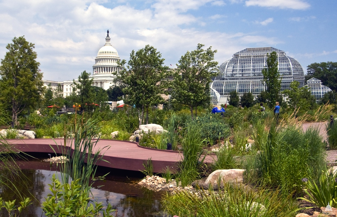 National Garden At The U.S. Botanic Garden