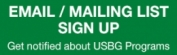 email sign up button